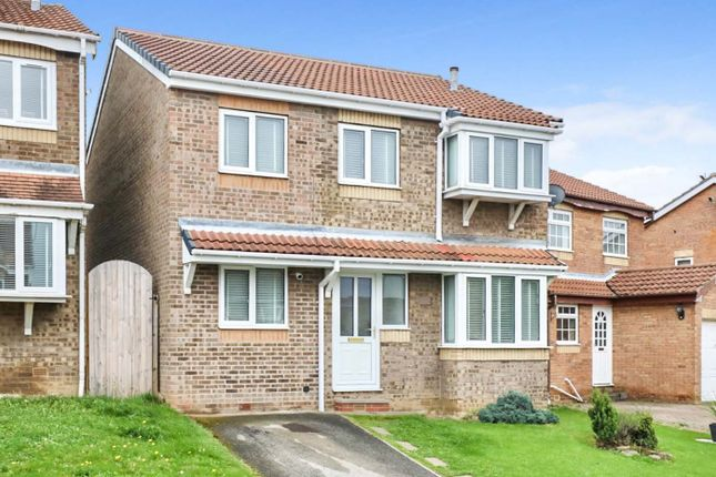 4 bed detached house for sale in Rufford Rise, Sothall, Sheffield S20