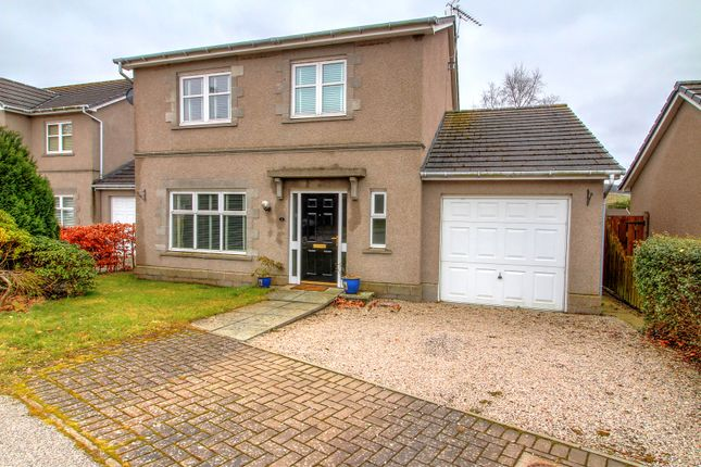 Thumbnail Detached house for sale in Lairds Grove, Hatton Of Fintray, Dyce, Aberdeen