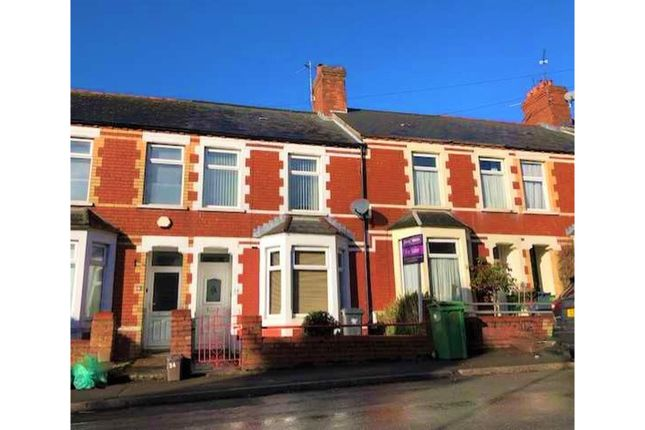 Thumbnail Terraced house for sale in Wauntreoda Road, Cardiff