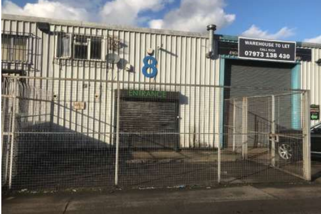 Thumbnail Industrial to let in Unit 8, Forest Business Park, London