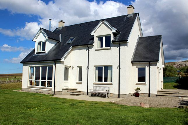 Thumbnail Detached house for sale in Mathew'S Cottage, Achiltibuie, Ullapool, Ross-Shire