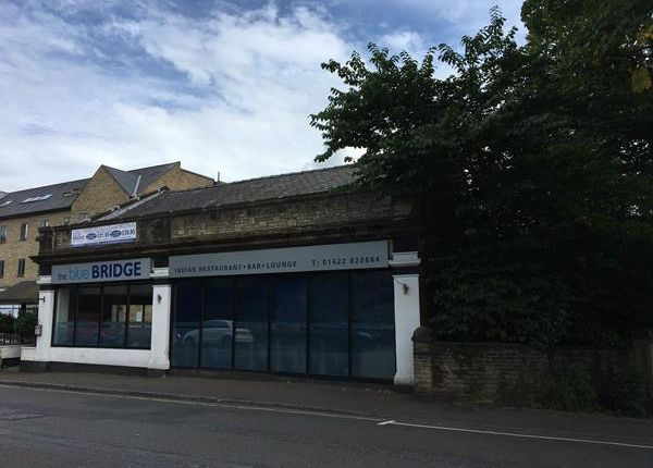 Thumbnail Retail premises for sale in 33 Oldham Road, Sowerby Bridge, West Yorkshire