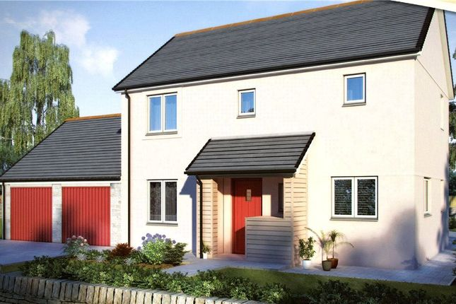 Thumbnail Detached house for sale in 4 Beringer Street, Boilerworks Road, Camborne, Cornwall