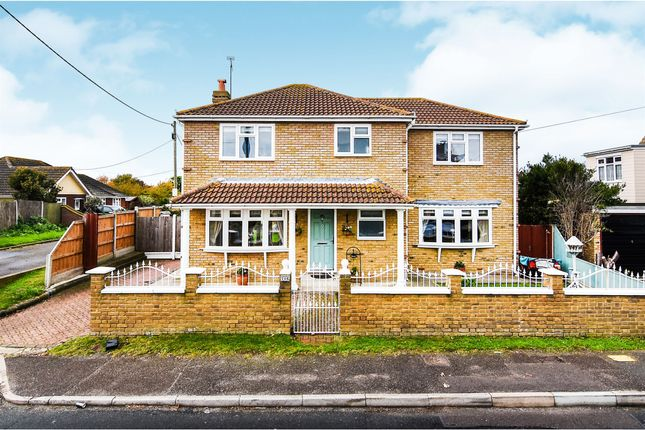 Thumbnail Detached house for sale in May Avenue, Canvey Island