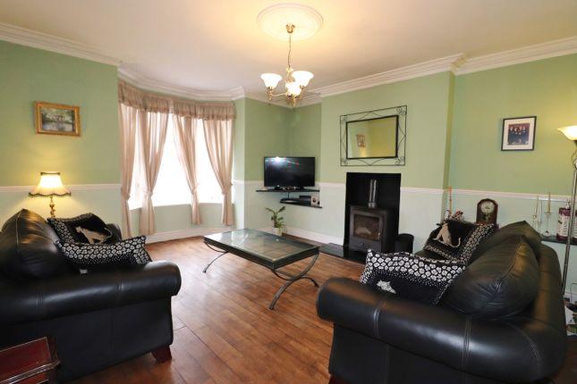 Lounge of Waver Terrace, Abbeytown, Wigton CA7