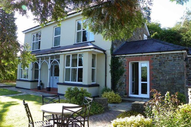 Thumbnail Detached house for sale in Llysonnen Road, Llysonnen Road, Carmarthen