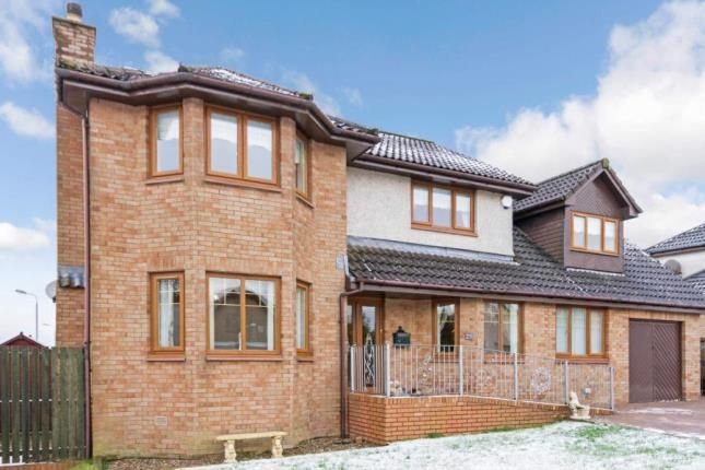 Thumbnail Detached house for sale in Glen Road, Caldercruix, Airdrie, North Lanarkshire
