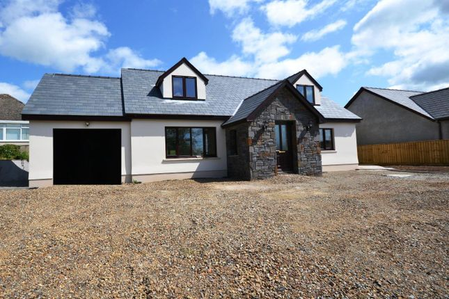 3 bed detached bungalow for sale in Wolfscastle, Haverfordwest