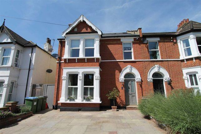 Thumbnail End terrace house for sale in Greenvale Road, Eltham, London