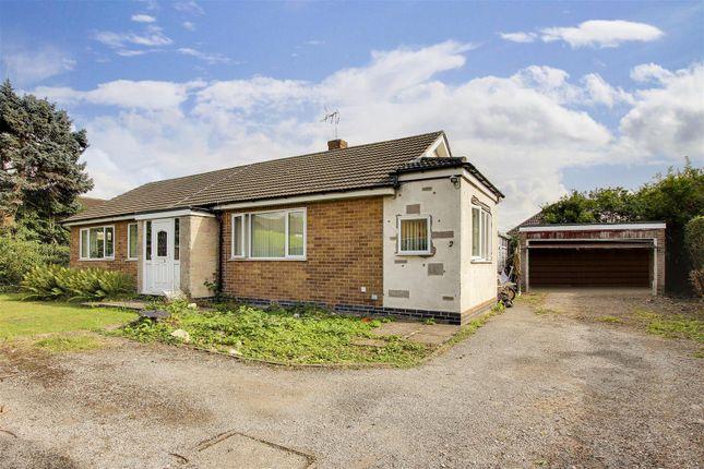 Thumbnail Detached bungalow for sale in Grange Park, West Bridgford, Nottinghamshire