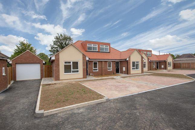 Thumbnail Semi-detached bungalow for sale in St. Lukes Close, Luton