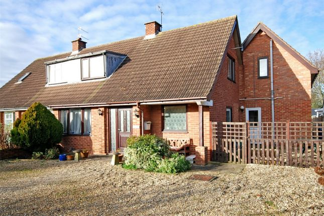 Thumbnail Semi-detached house for sale in Shurdington, Cheltenham, Gloucestershire