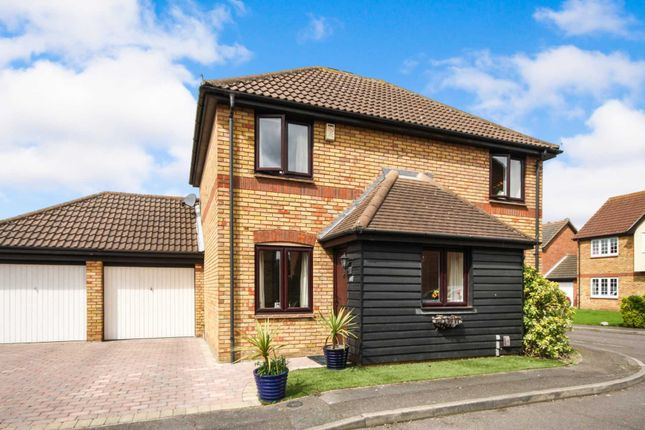 Thumbnail Detached house for sale in Thetford Place, Laindon, Basildon