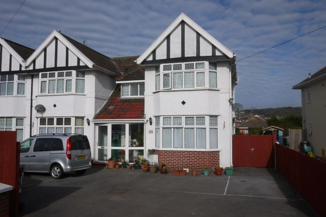 Thumbnail Semi-detached house for sale in Locking Road, Weston-Super-Mare
