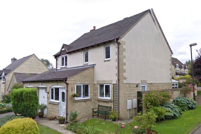 Thumbnail Detached house for sale in Padin Close, Chalford, Stroud, Gloucestershire