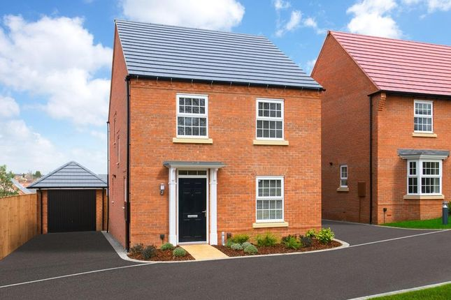 """4 bed detached house for sale in """"Ingleby"""" at The Old Grammar School, School Road, Kibworth, Leicester LE8"""