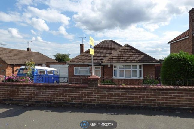 Thumbnail Bungalow to rent in Church Hill Road, Thurmaston, Leicester