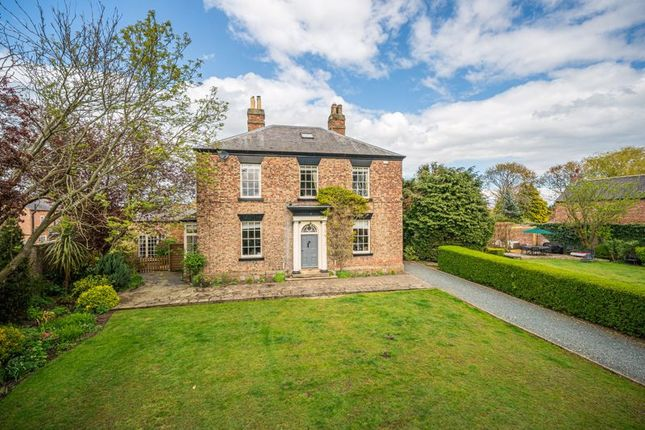 Thumbnail Country house for sale in Langthorpe Manor, Langthorpe, Boroughbridge, York, North Yorkshire