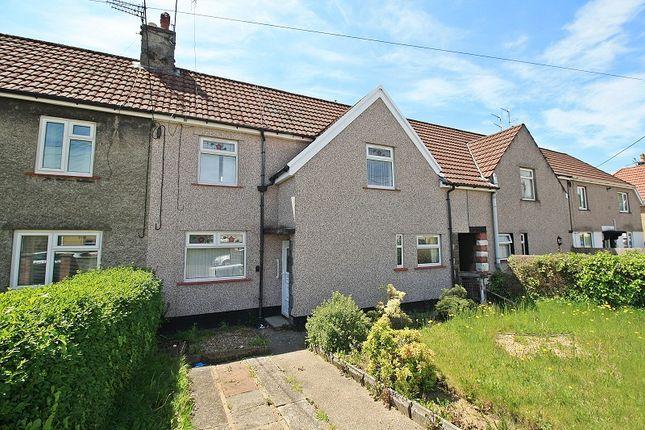 Thumbnail Terraced house for sale in Sycamore Street, Pontypridd, Rhondda, Cynon, Taff.