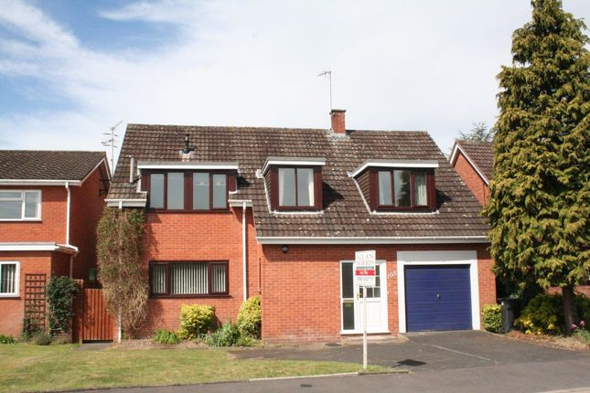 Thumbnail Property to rent in Columbia Drive, Worcester