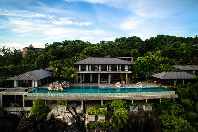 Thumbnail Villa for sale in Petite Anse, Mahé Island, Seychelles