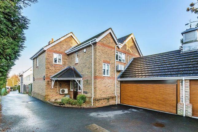 Thumbnail Detached house for sale in Malden Road, Cheam, Sutton, Surrey