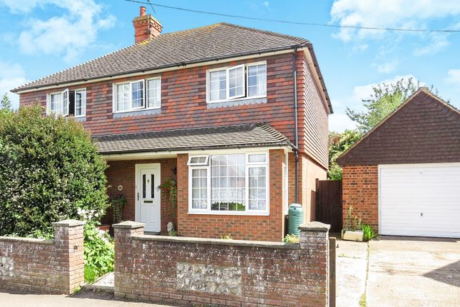 Thumbnail Detached house for sale in Battle Road, Hailsham
