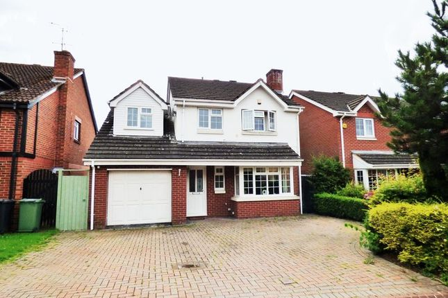 Detached house for sale in Grayling Close, Abbeymead, Gloucester