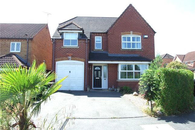 Thumbnail Detached house for sale in Kirkley Drive, Heanor