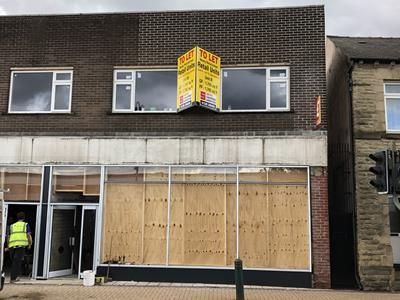 Thumbnail Retail premises to let in Unit B, 89 High Street, Wombwell, Barnsley, South Yorkshire