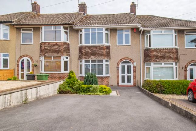 Thumbnail Terraced house to rent in Pound Road, Kingswood, Bristol