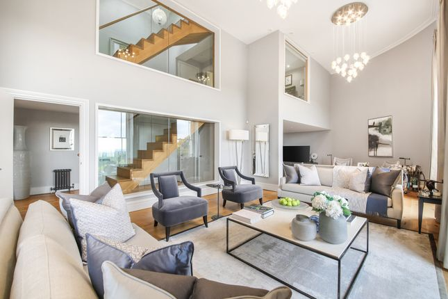 Thumbnail Penthouse for sale in Mansion House Drive, Stanmore