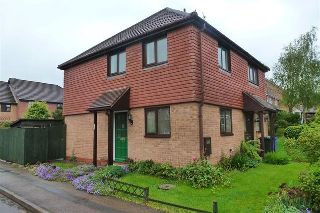 Thumbnail Town house to rent in Saffron Drive, Oakwood, Derby