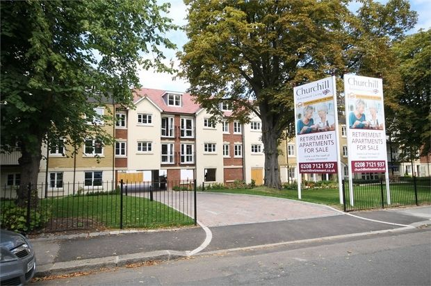 Thumbnail Property for sale in Laurel Lodge, 22 Denmark Road, Carshalton, Surrey