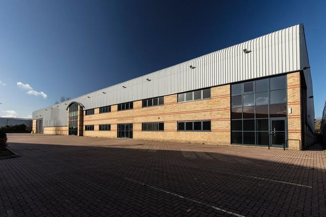Thumbnail Warehouse for sale in Unit 1, Britannia Centre, Lenthall Road, Off Langston Road, Loughton