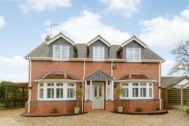 Thumbnail Detached house for sale in Bellhurst Lane, Wheaton Aston, Stafford