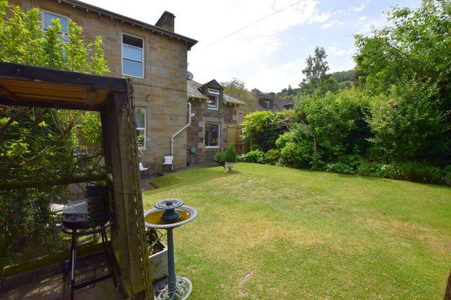 Rear Garden of Abbotsford Road, Galashiels TD1