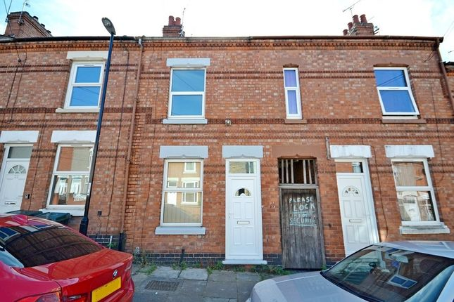 Thumbnail Terraced house for sale in Villiers Street, Stoke, Coventry