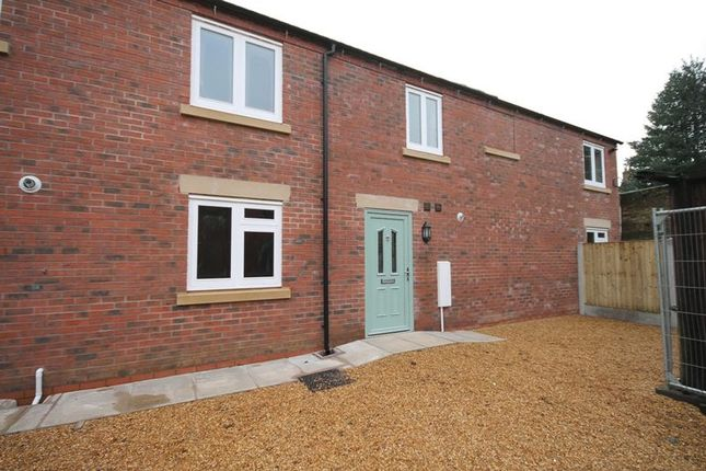 2 bed terraced house for sale in The Armoury, Shropshire Street, Market Drayton