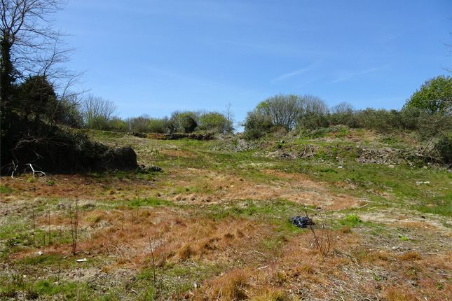 Thumbnail Land for sale in Tolgarrick Road, Tuckingmill, Camborne
