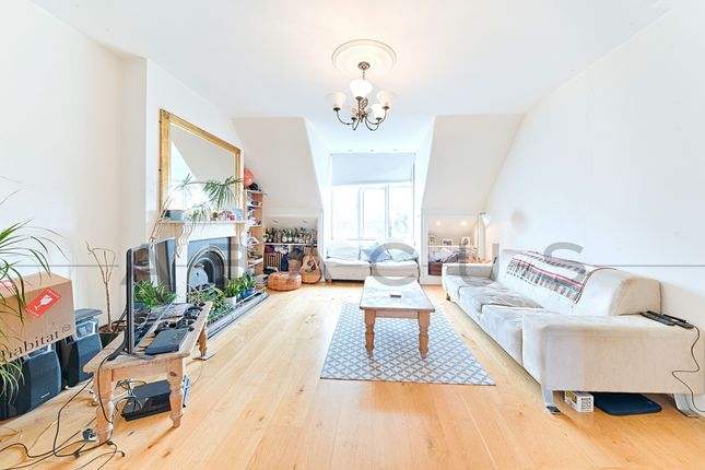 Thumbnail Flat to rent in Lymington Road, West Hampstead
