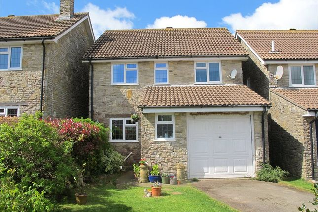 Thumbnail Detached house for sale in Orchard Mead, Broadwindsor, Beaminster, Dorset