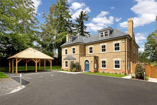Thumbnail Semi-detached house for sale in Littlefield, London Road, Sunningdale, Berkshire