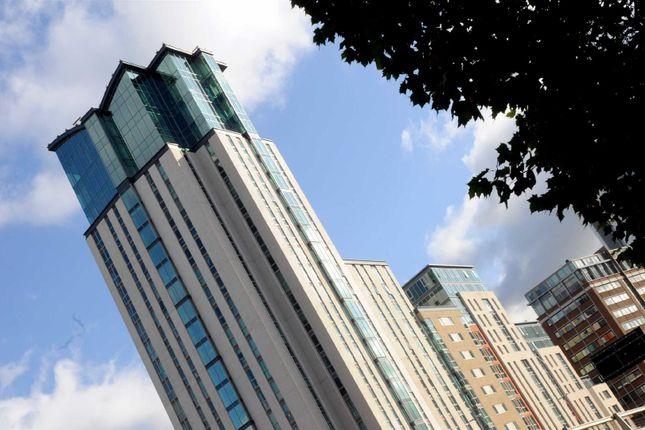 Thumbnail Flat to rent in Orion Building, Navigation Street, Birmingham