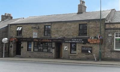 Thumbnail Pub/bar for sale in Cobbles, 3 Market Street, High Peak, Derbyshire