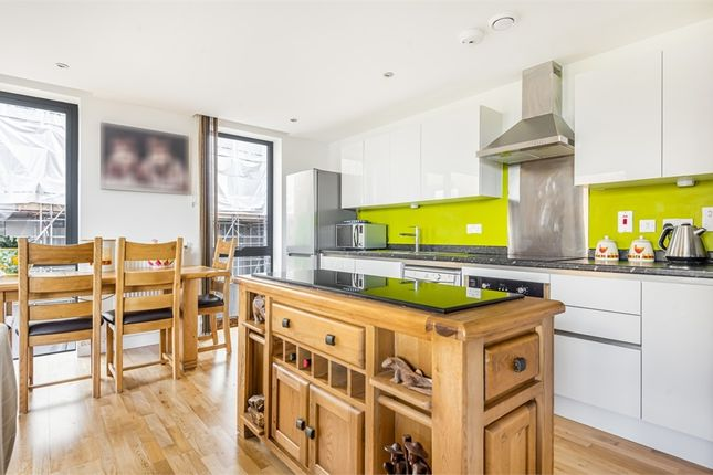Thumbnail Flat for sale in Bruce Court, Underhill Gardens, London