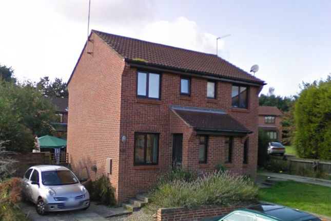 1 bed semi-detached house to rent in Norwood Grove, Harrogate