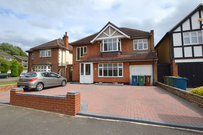 Thumbnail Detached house for sale in Devonshire Road, Pinner