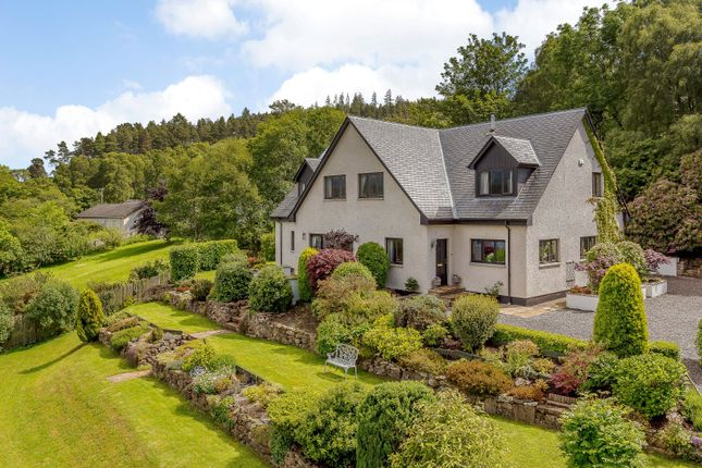 Thumbnail 5 bed detached house for sale in Dores, Inverness
