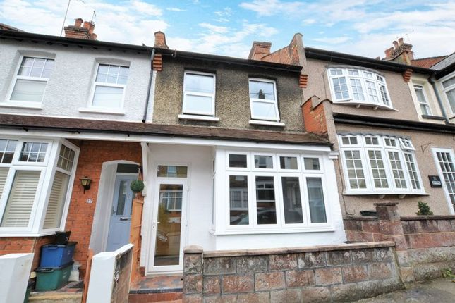 Thumbnail Terraced house to rent in Sunnydene Road, Purley